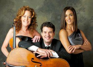 Lincoln Trio - Coastal Concert